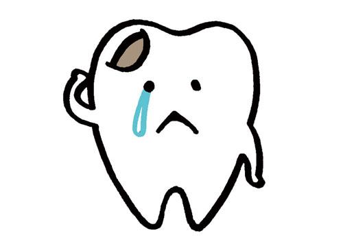 虫歯の原因を調べてみた